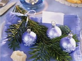 Фото. Сервировка новогоднего стола. Новогодний стол. Новогоднее меню.