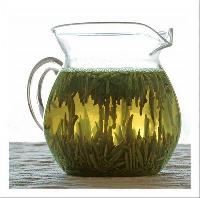 Фото. Японская кухня. Зеленый чай. Свойства