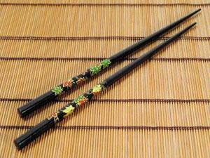 Фото. Японская кухня. Культура Японии. Хаси - японские палочки для еды